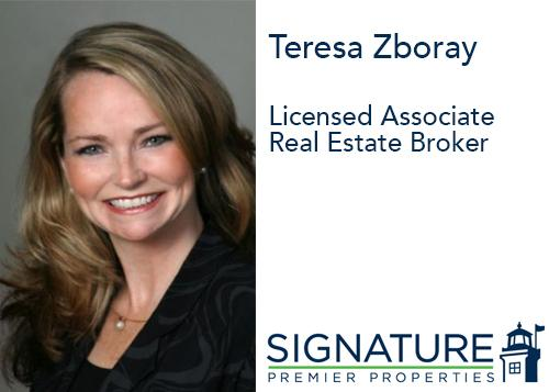Teresa Zboray - Signature Premier Properties