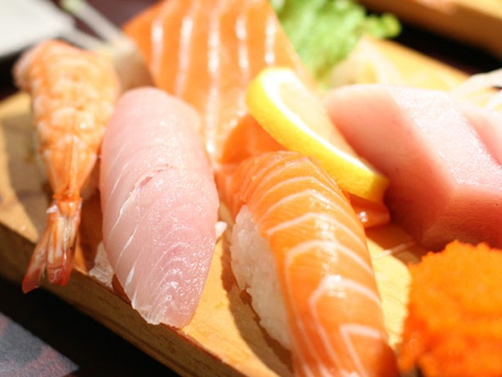 $20 for $40 Worth of Drinks and Sushi - Mon-Thur Only