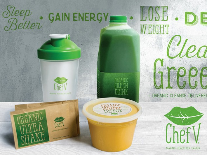 Three, Five or Seven Day Juice Cleanse with Free Delivery (Up to 54% Off)