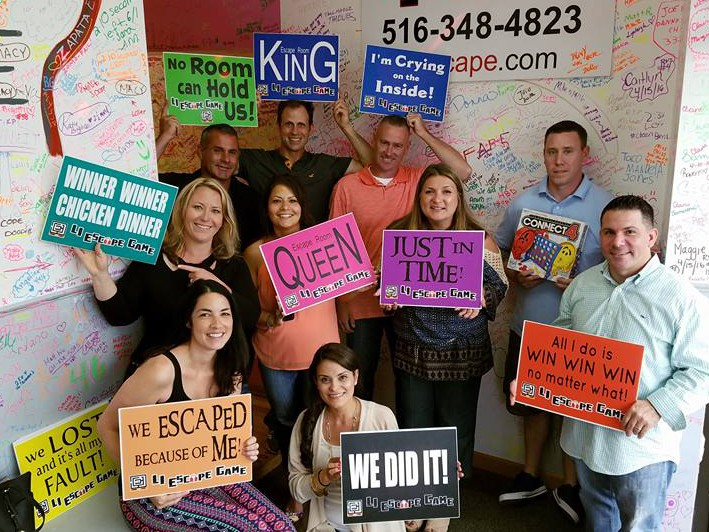Amazing Fun! Big Discounts on a One-Hour Room-Escape Game - 4 Options (Pricing Starts at $49)