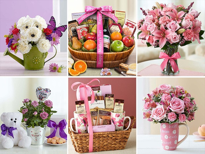 Be the Reason® Mom Feels Loved! $15/$30 Flowers, Baskets, More