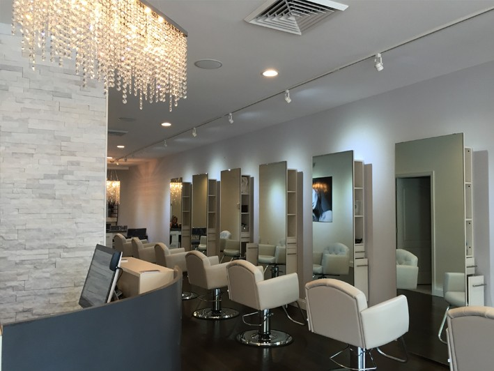 New To Town! $59 for a Partial Highlight OR $29 for a Cut and Blowout