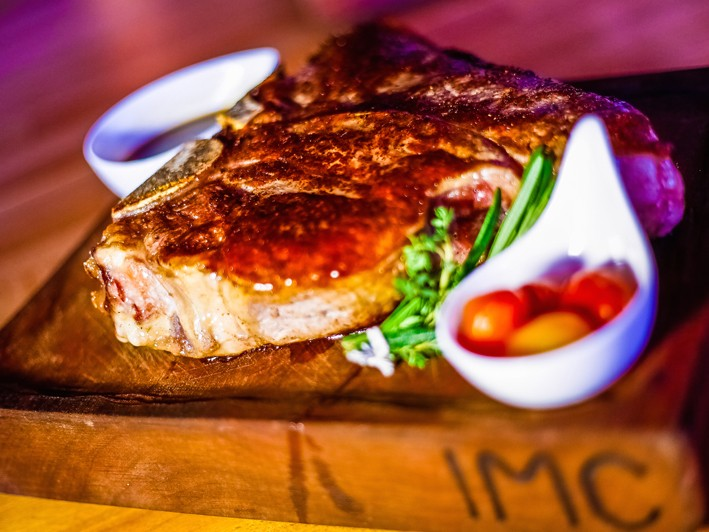 50% Off Food + Drinks at IMC Restaurant and Bar - $50 for $100 or $100 for $200 - Valid Sun-Thur