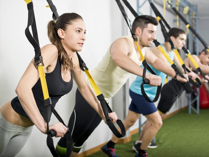 $49 for 15 TRX and Strength Training Classes ($179 Value) OR $38 for 15 Super Cycle Classes ($179 Value)