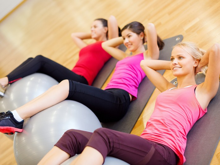 Group Classes or Personal-Training Sessions for One or Two. 3 Great Options to Choose From!