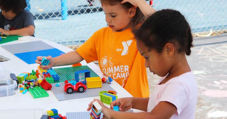Huntington YMCA Summer Day Camps | Dream. Discover. Grow.