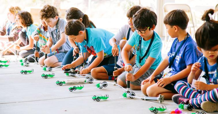 Destination Science | The Fun Science Day Camp for Curious Kids 5-11!