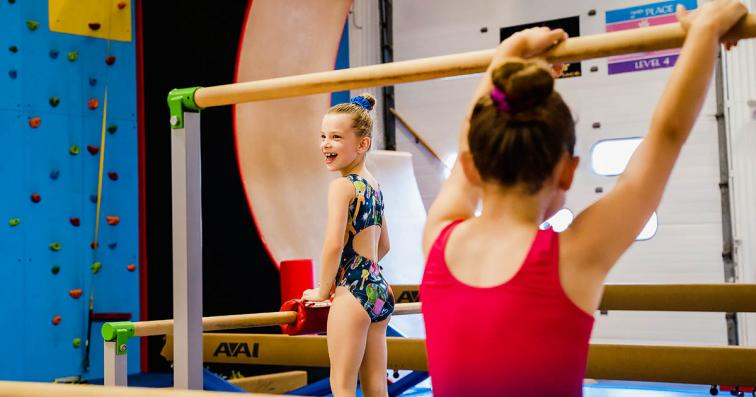 Gold Medal Gymnastics Centers Summer Camps