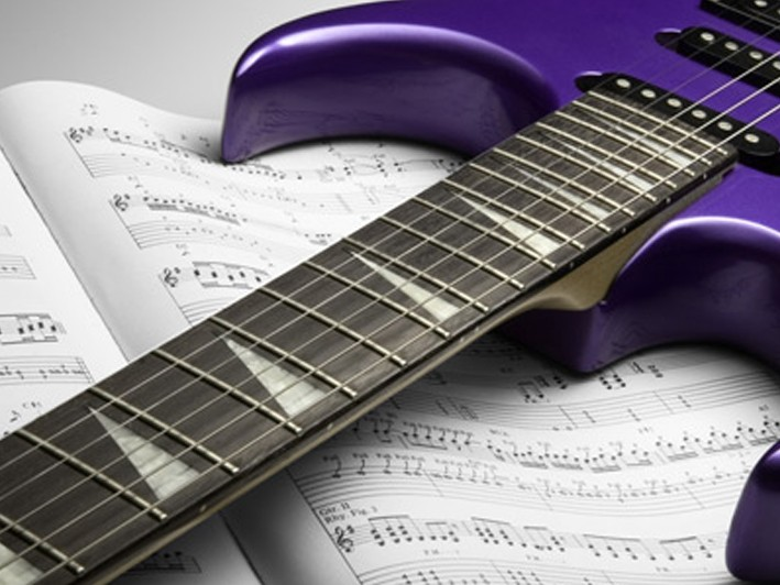 """$49 for (4) Four """"30-Minute"""" Guitar or Bass Lessons ($140 Value)"""