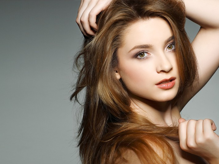$65 for a Single Process Color and Haircut with Blowout ($130 Value)