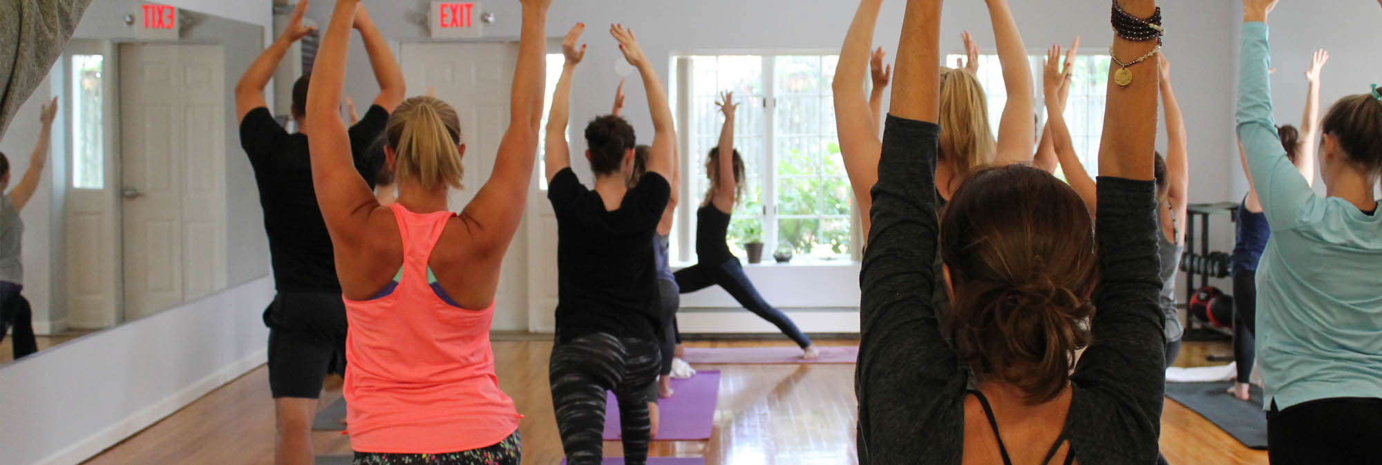Yoga. Fitness. Promotional Pricing at Sound Body & Mind.